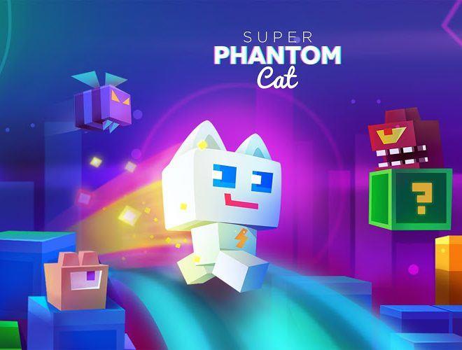 Chơi Super Phantom Cat on PC 11