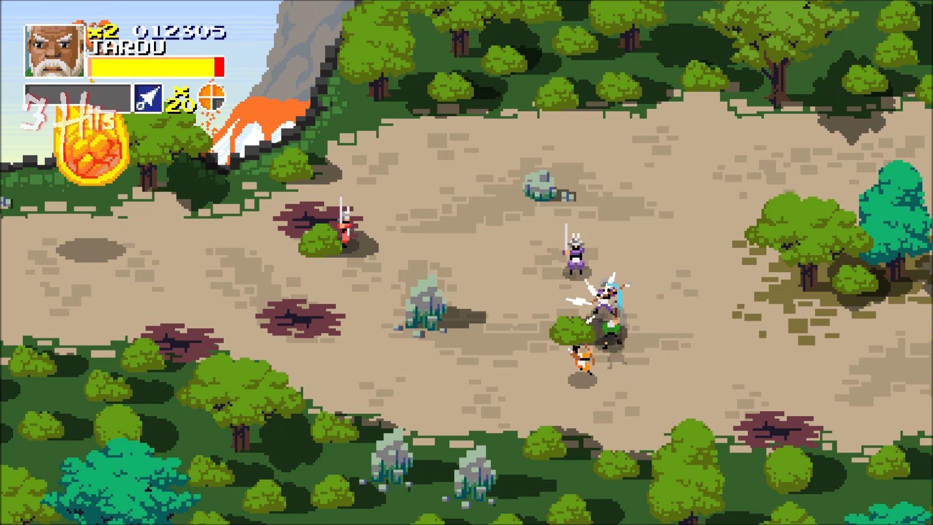 Clan N: Game hành động samurai vui nhộn đổ bộ lên mobile