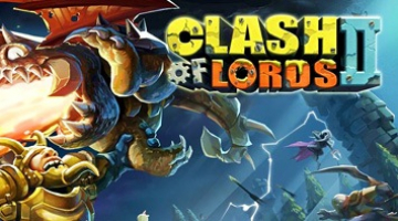 clash of lords 2 mod apk android 1