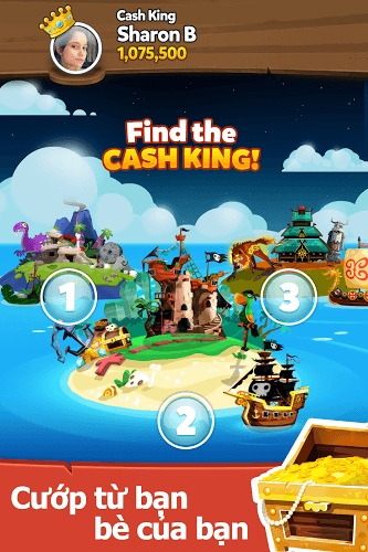 Chơi Pirate Kings on PC 6