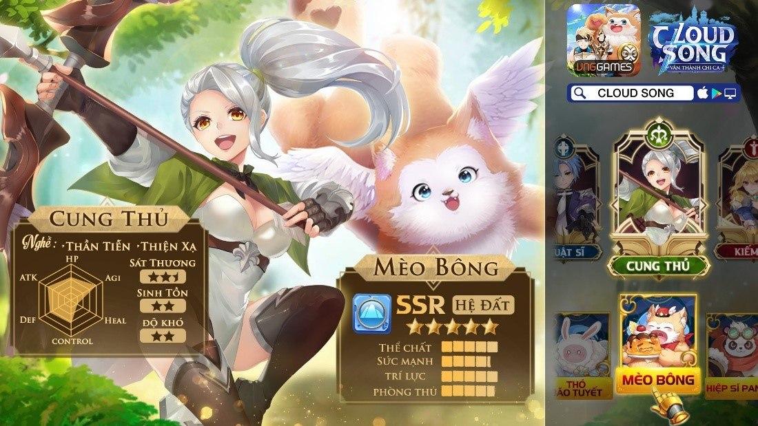Cloud Song chính thức ra mắt tại Việt Nam và Đông Nam Á