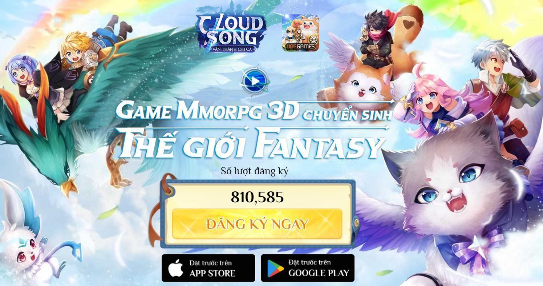 Cloud Song ấn định ra mắt vào ngày 8/9