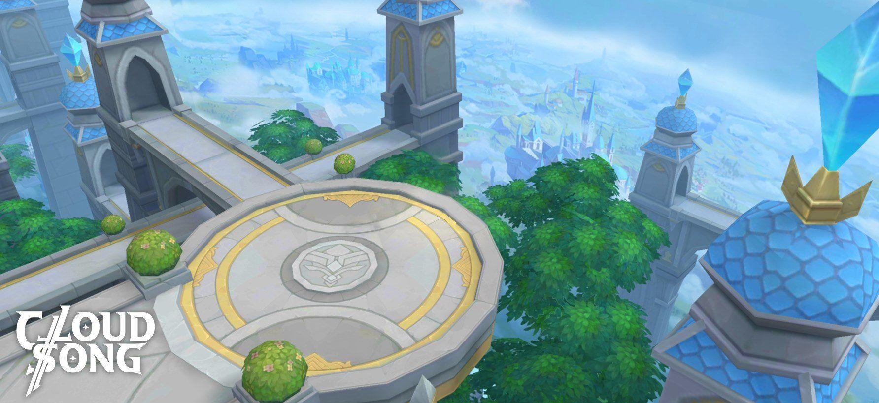 Semua Hal yang Perlu Kalian Ketahui Tentang Cloud Song – MMORPG Mobile Terbaru!