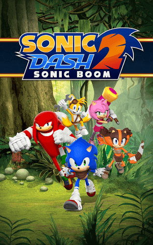 Play Sonic Dash 2: Sonic Boom on pc 7