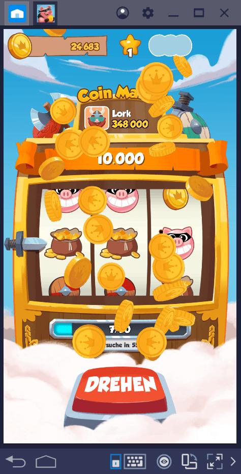 Coin Master: So wirst du kostenlos reich