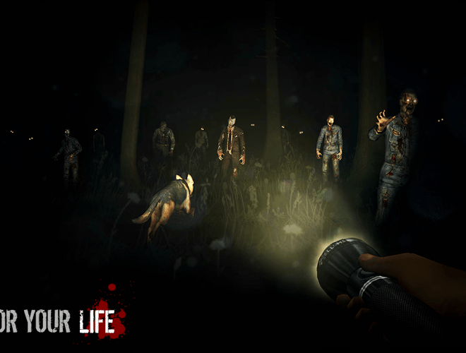 Play Into the Dead on PC 3