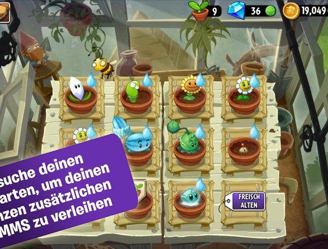 Spielen Plants vs Zombies 2 on PC 11