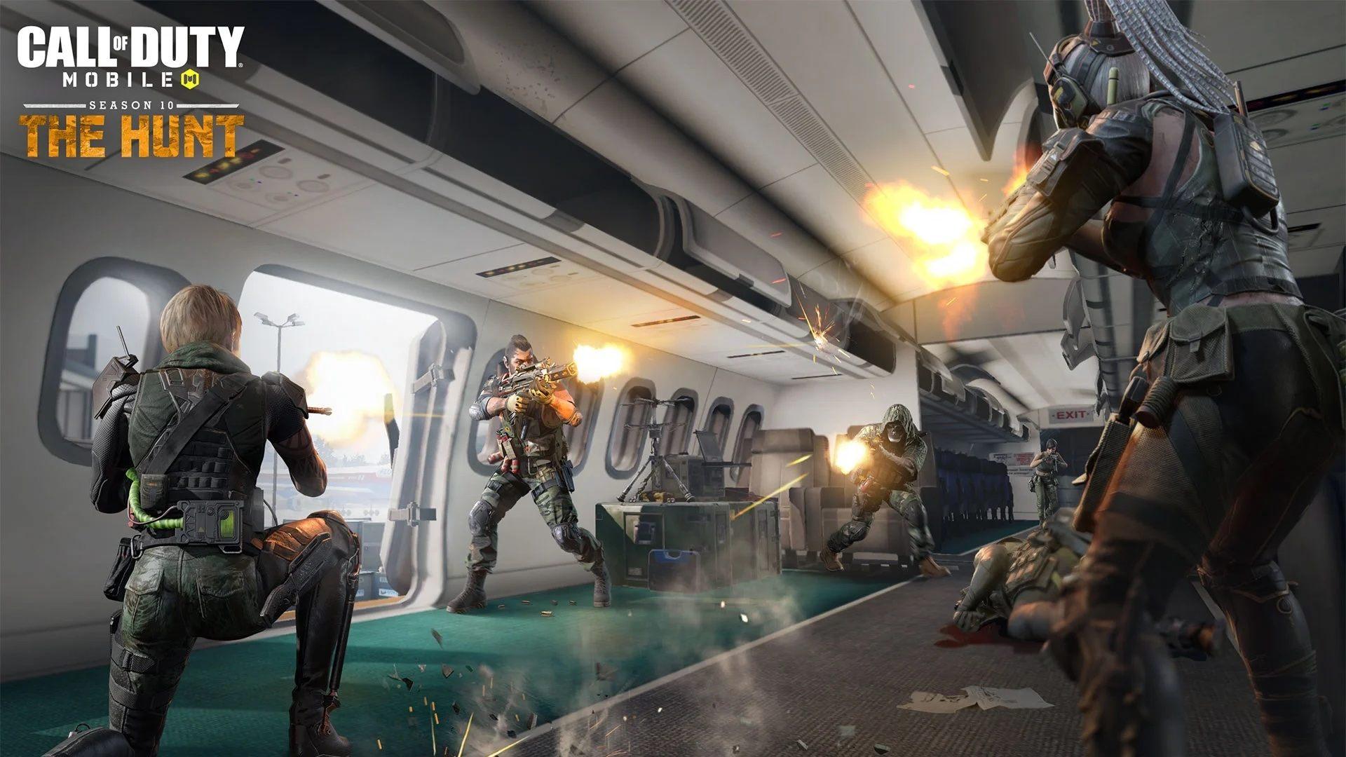 Activision đang phát triển một tựa game Call of Duty Mobile mới