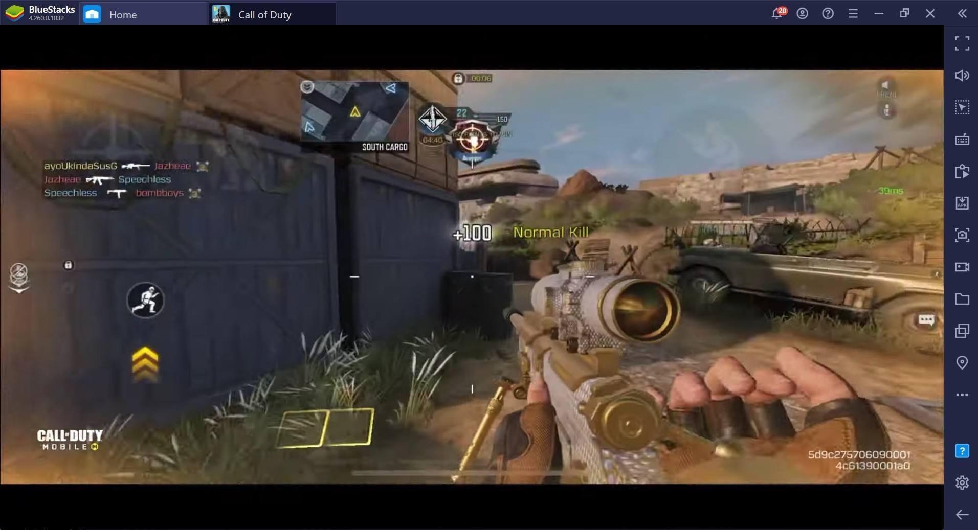 Call Of Duty: Mobile: Hướng Dẫn Chế Độ Chơi Nhiều Người Và Dùng Điểm Hồi Sinh
