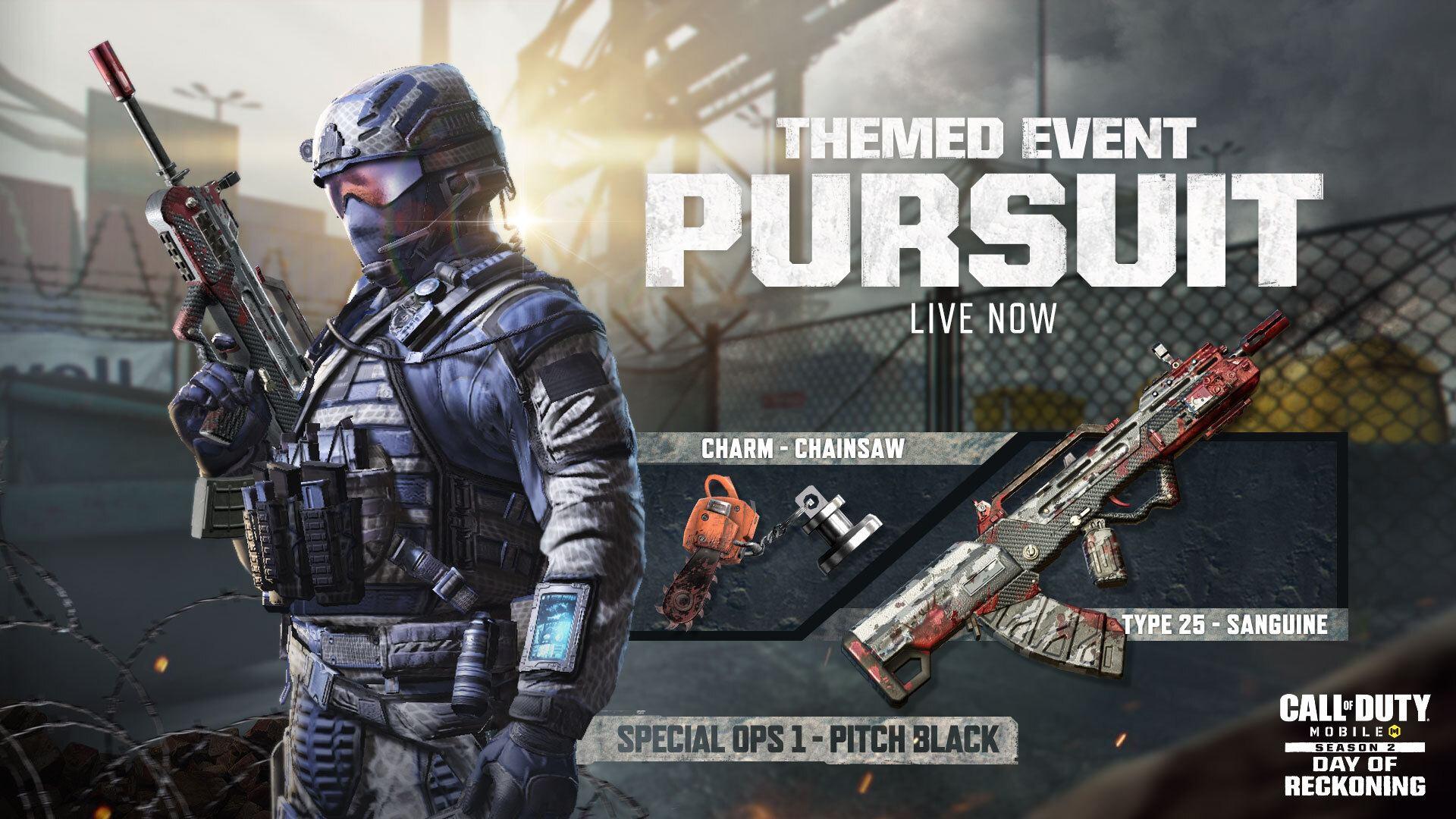 Call of Duty: Mobile công bố chế độ Zombie và sự kiện mới