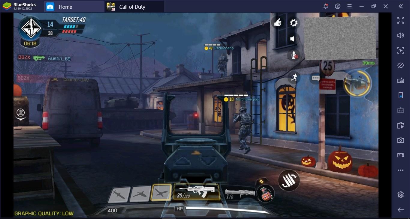 เทคนิคสุดเทพเล่นอย่างไรให้คว้าชัยชนะในทุกโหมดของ Call of Duty: Mobile