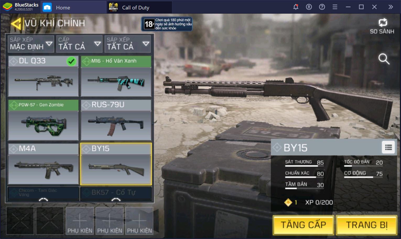 Call of Duty: Mobile – Mẹo chơi chế độ Chiếm Cứ Điểm luôn thắng