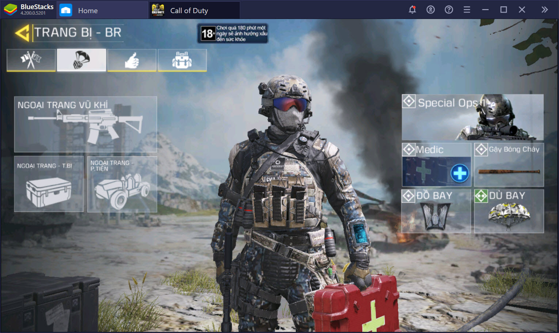 Những lưu ý quan trọng dành cho các chiến binh Call of Duty: Mobile