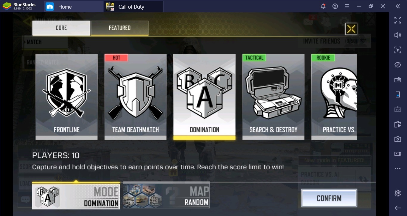 มารู้จักแต่ละโหมดใน Call of Duty: Mobile กันเถอะ