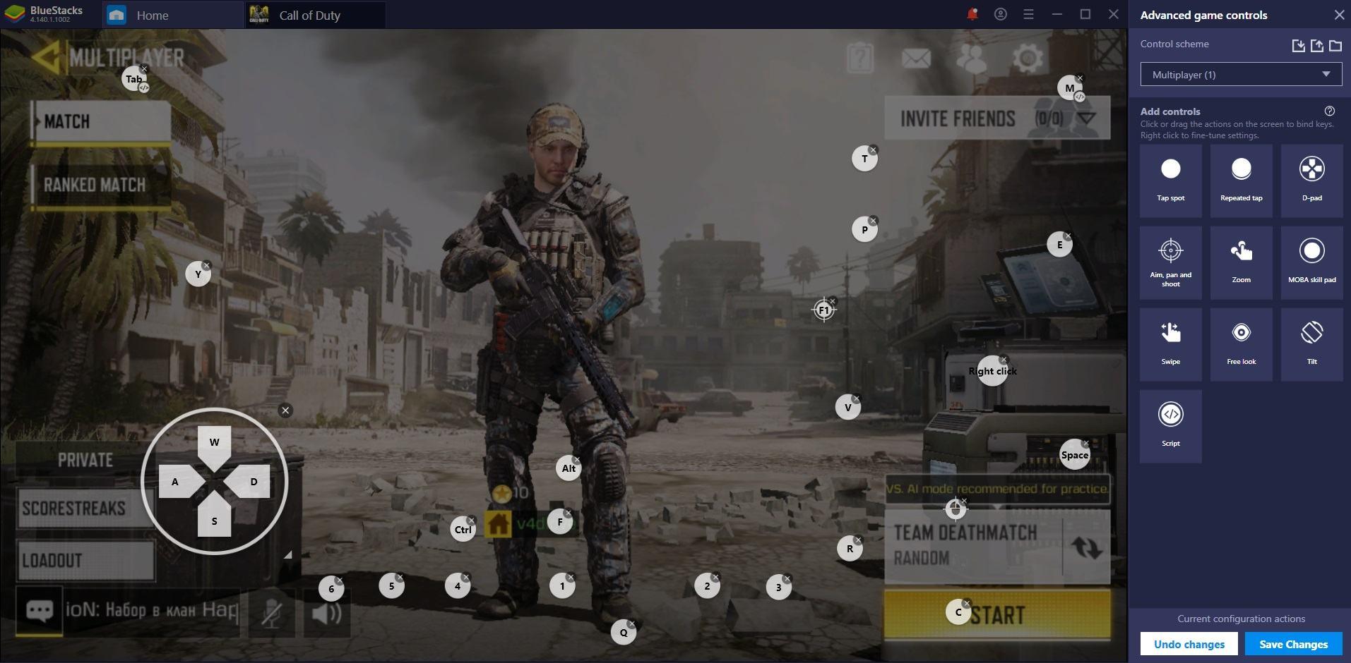 Call of Duty Mobile no PC: dicas e truques profissionais