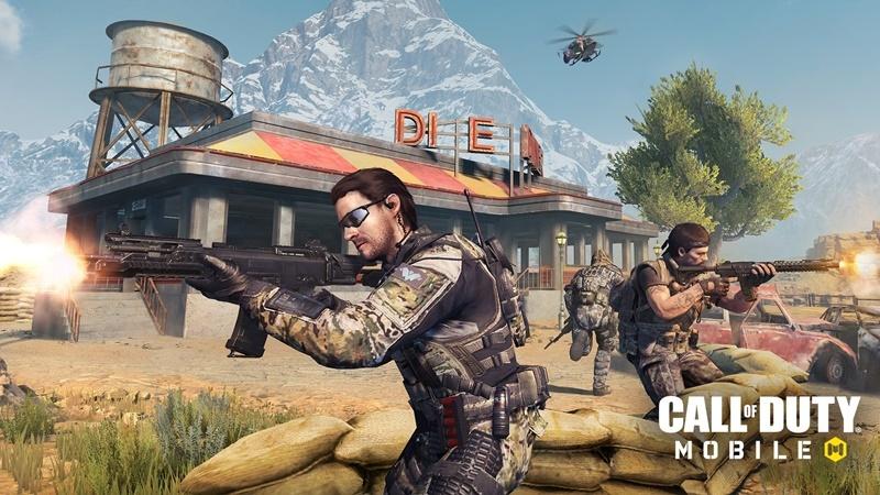 แนะนำปืน Rifle ที่เหมะสำหรับการเก็บ Rank ใน Call of Duty: Mobile