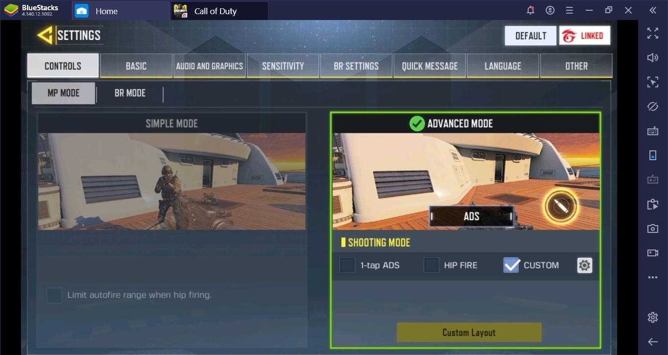 ตั้งค่า Call of Duty: Mobileอย่างไรให้เทพ ลื่นปรืด ยิงแม่น เล่นง่าย