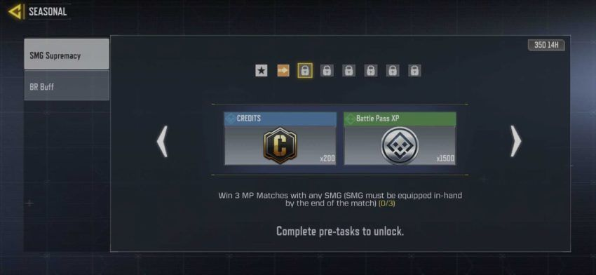 Call of Duty: Mobile Season 3 SMG Supremacy Challenge to Reward Free HS0405 – Stone Mason and More