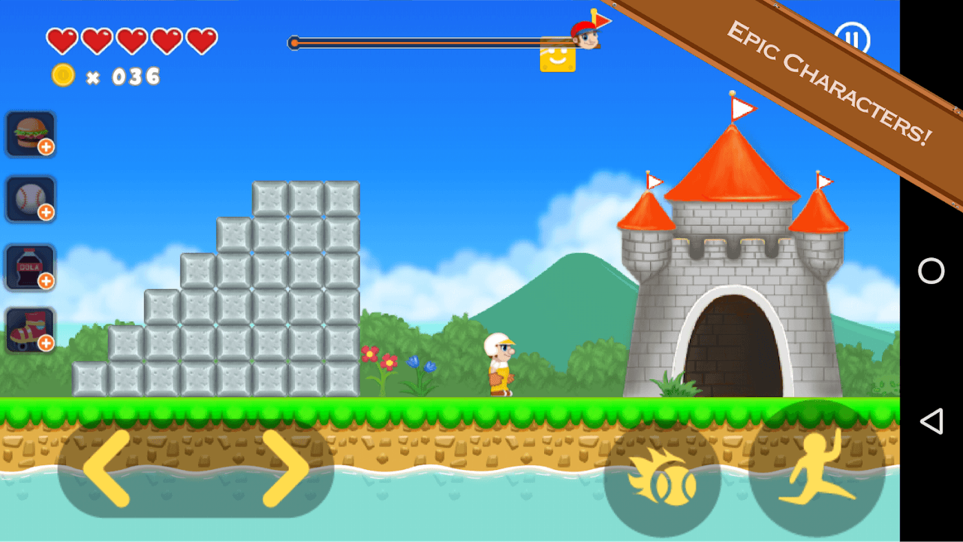 Super Adventure Pals - Free Online Game - Play Now