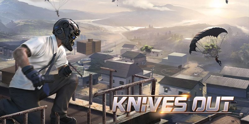 Knives Out Banner