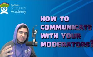 How to communicate with moderators 1