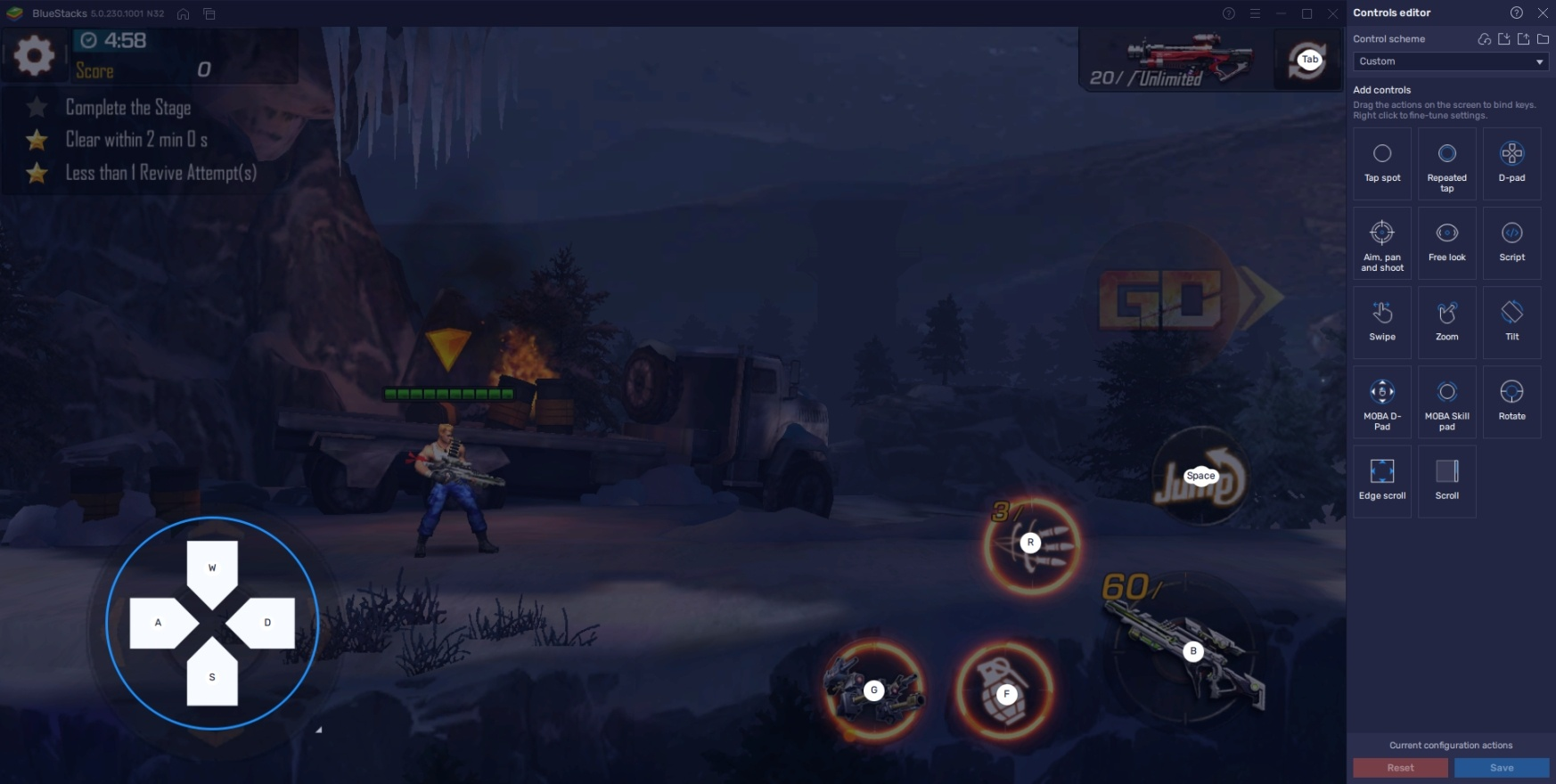 How to Play Contra Returns on PC with BlueStacks