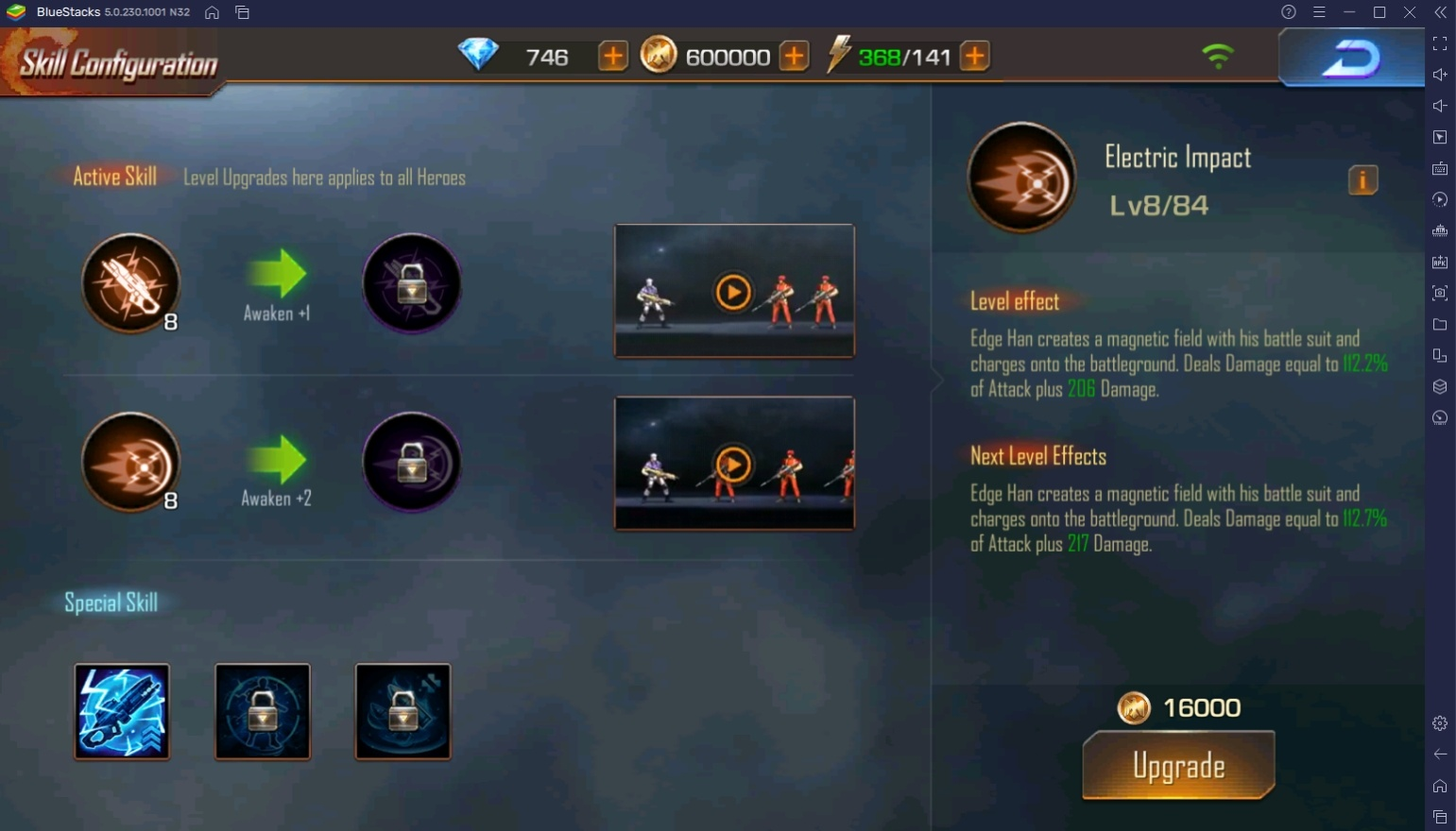 BlueStacks' Guide To Increasing Firepower in Contra Returns