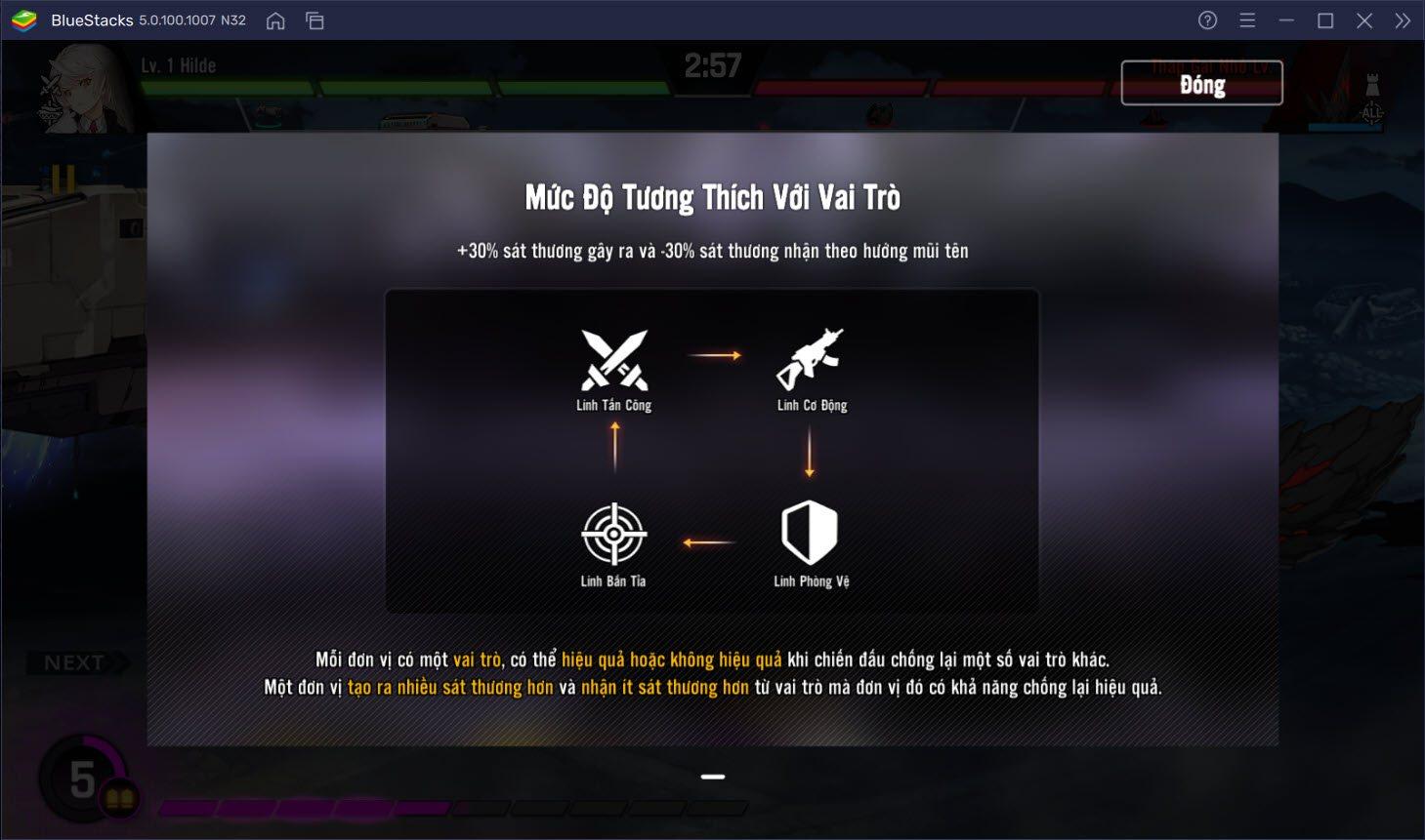 Trải nghiệm Counter:Side, cuộc chiến chưa bao giờ kết thúc