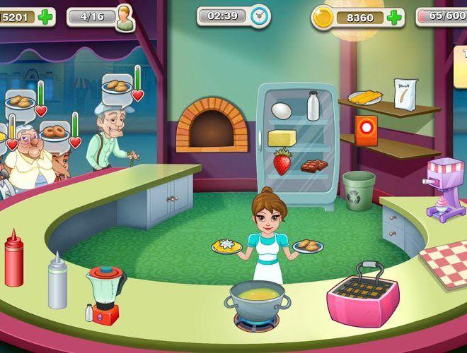 เล่น Kitchen Story on PC 8