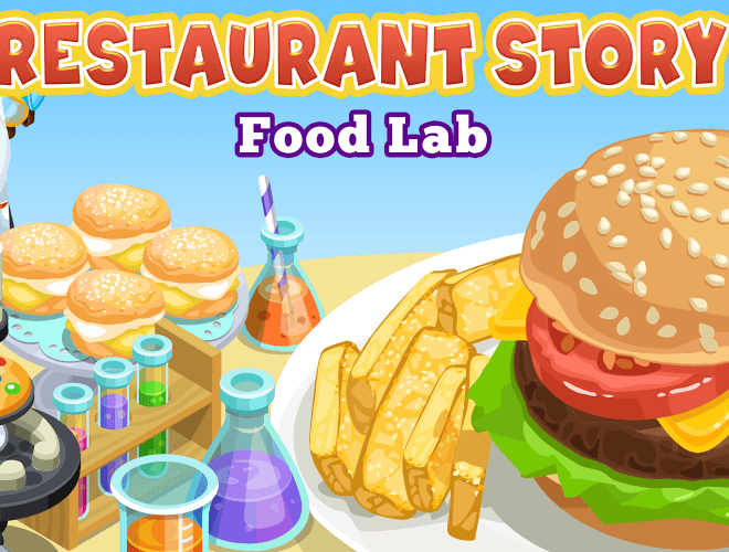 Play Restaurant Story: Food Lab on PC 7