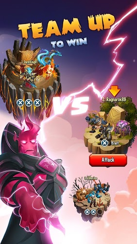 Play Monster Legends on PC 2