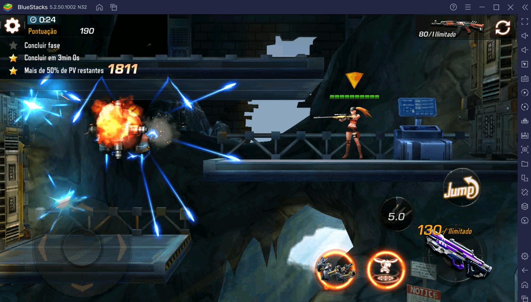 Aniquile todos os alienígenas de Contra Returns com este Guia de Combate