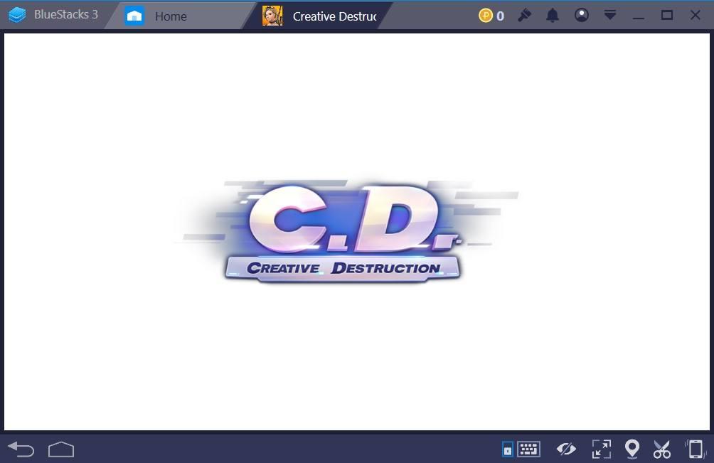 Creative Destruction: BlueStacks Guide
