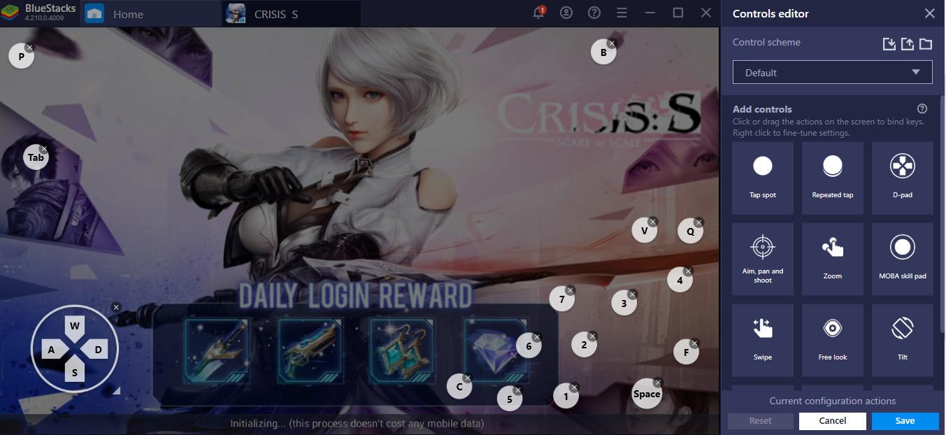 Bagaimana Memainkan Crisis: S di PC untuk Pemula