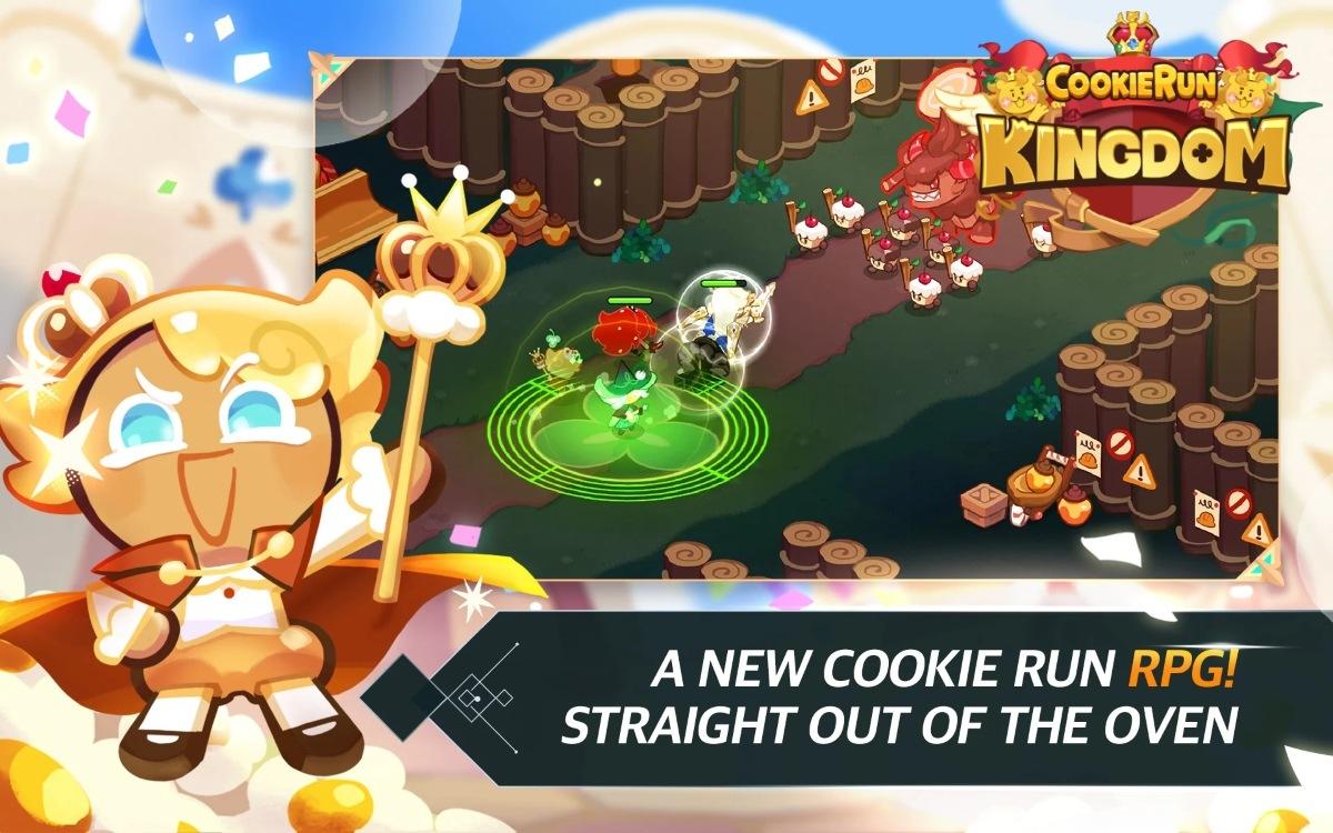 Cookie Run: Kingdom phát hành toàn cầu, kết hợp casual cùng RPG độc đáo
