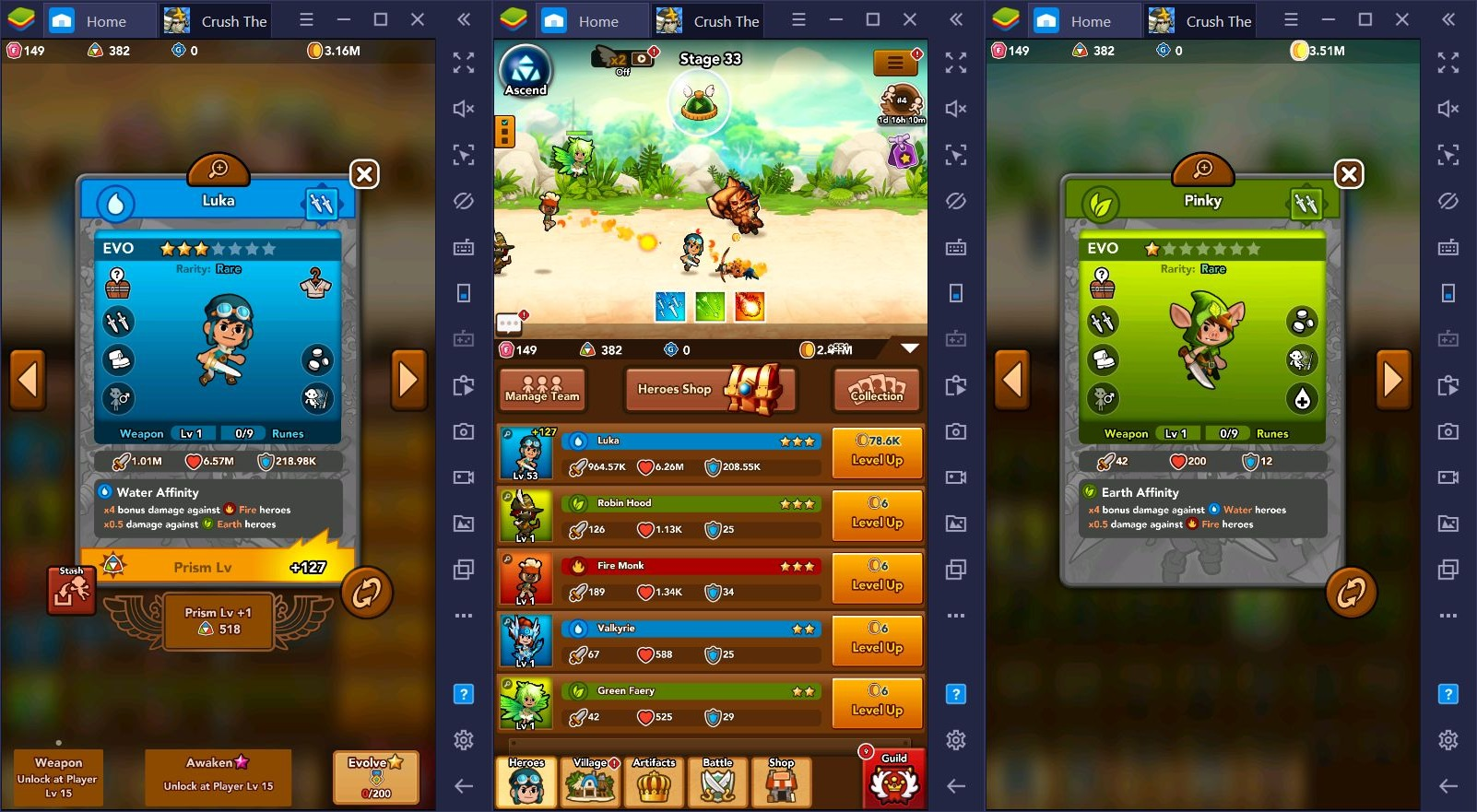 Crush Them All on PC – How to Unlock and Upgrade the Best Heroes in This Idle Game