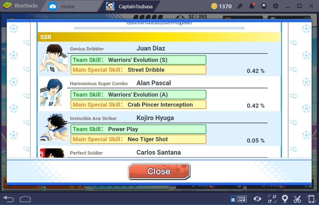 Captain Tsubasa: Dream Team – Kinh nghiệm 'xương máu' cho người chơi mới (Ngày 2)