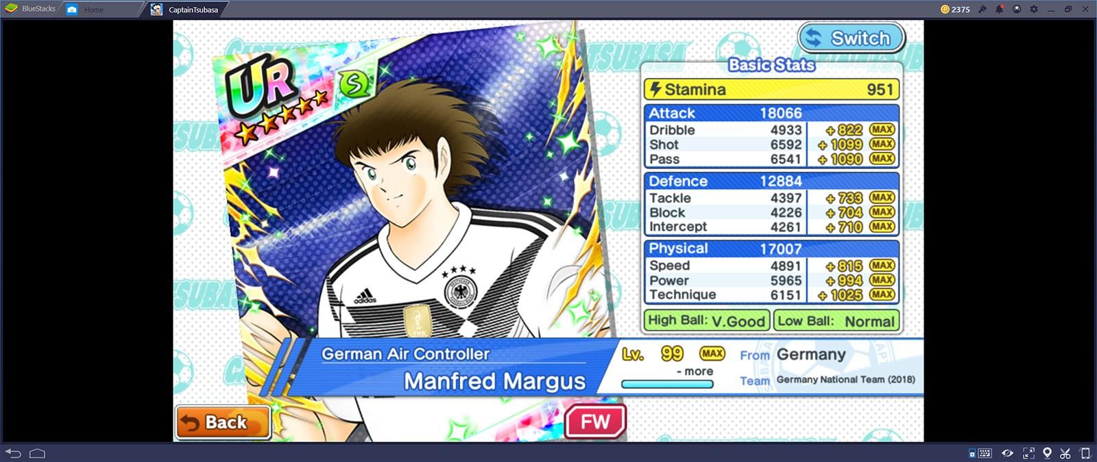Captain Tsubasa: Dream Team – Tuyển Đức phiên bản World Cup 'đại náo' cầu trường