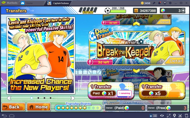 《足球小將翼:夢幻隊伍》日向·小次郎的出現引起玩家們的瘋狂熱論