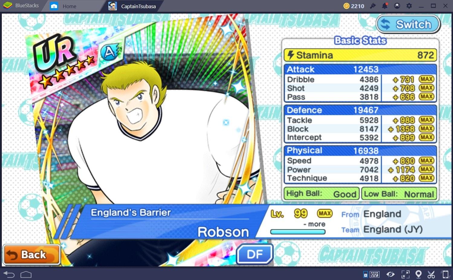 Captain Tsubasa: Dream Team – Những huyền thoại World Cup 'ẩn mình' trong game (Kỳ 1)