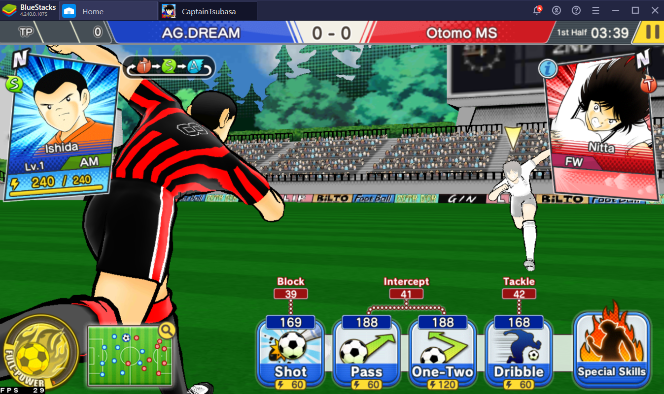 How to Play Captain Tsubasa: Dream Team on PC with BlueStacks