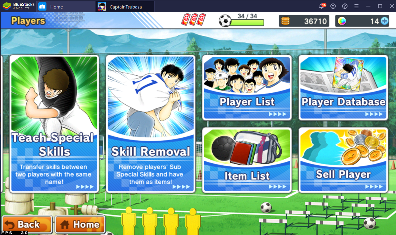 Tips and Tricks for Captain Tsubasa: Dream Team on PC