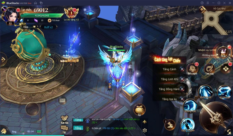 Cẩm nang nhập môn Chiến Thần Kỷ Nguyên dành cho game thủ mới