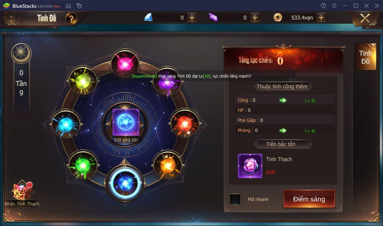Thỏa sức PK, hỗn chiến liên server cùng Chiến Thần Kỷ Nguyên trên BlueStacks