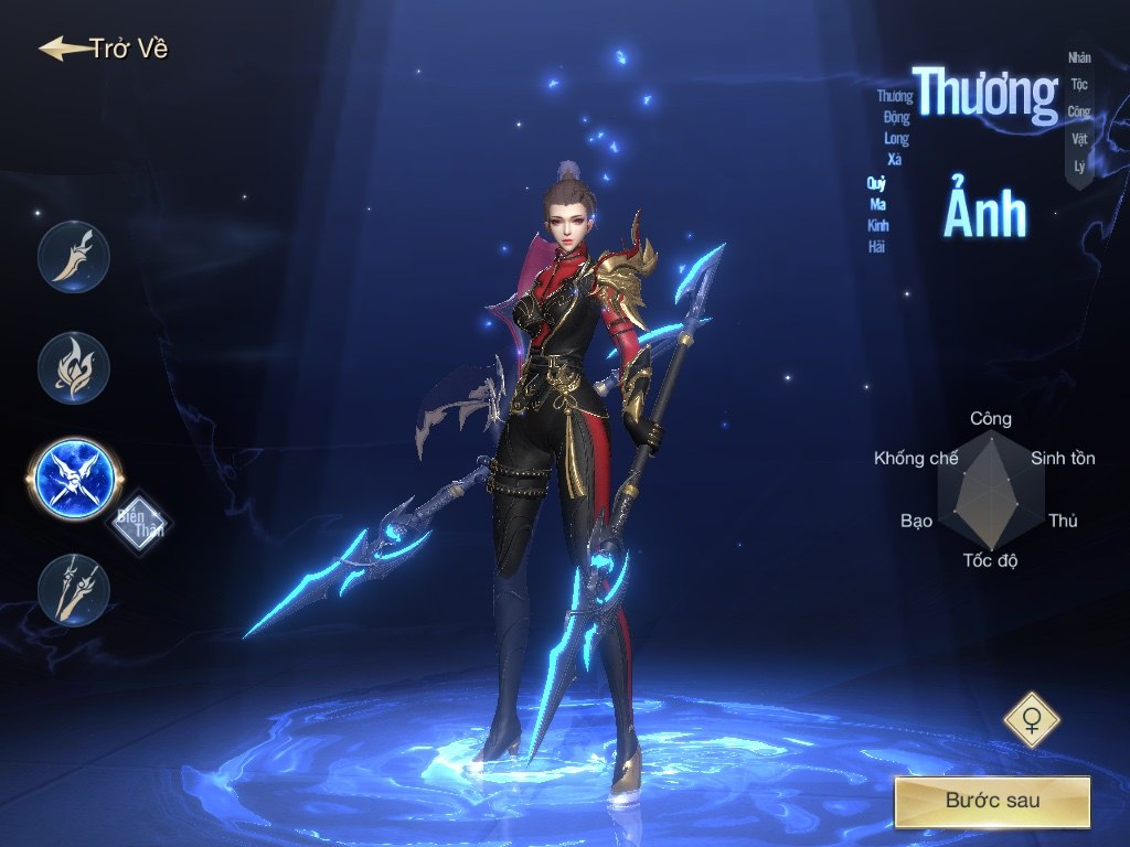 Game nhập vai tiên hiệp 3D Cửu Thiên Đại Lục công bố Alpha Test