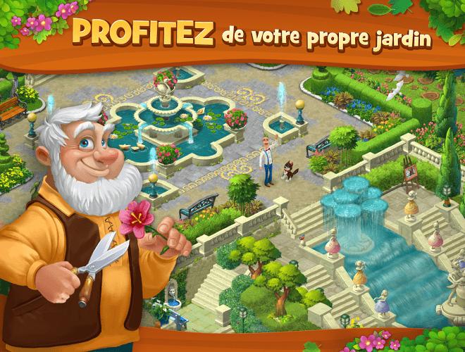 Jouez à  Gardenscapes sur PC 11