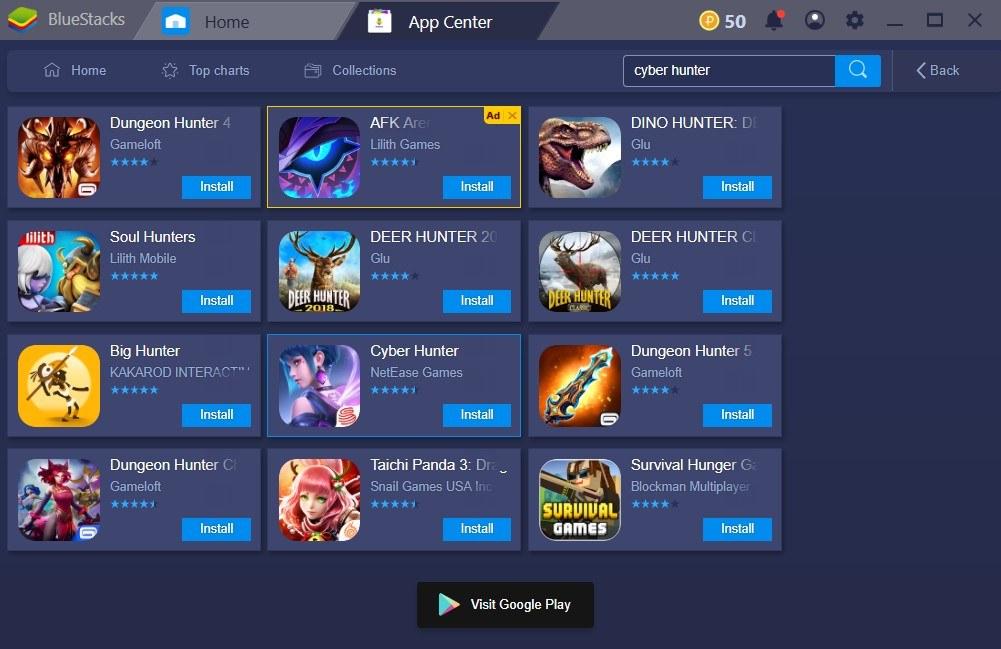 Cyber Hunter – The BlueStacks Guide