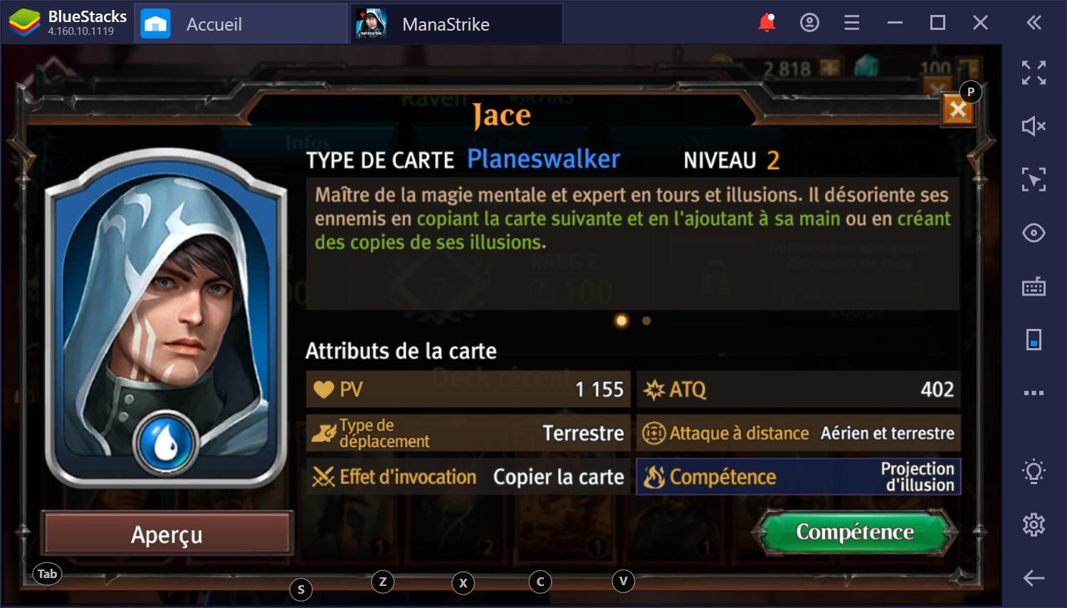 Guide pour bien débuter dans Magic : ManaStrike sur PC
