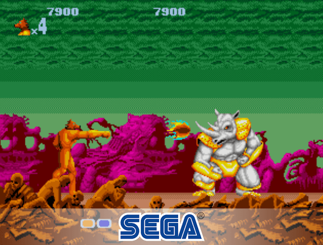 Play Altered Beast on PC 6