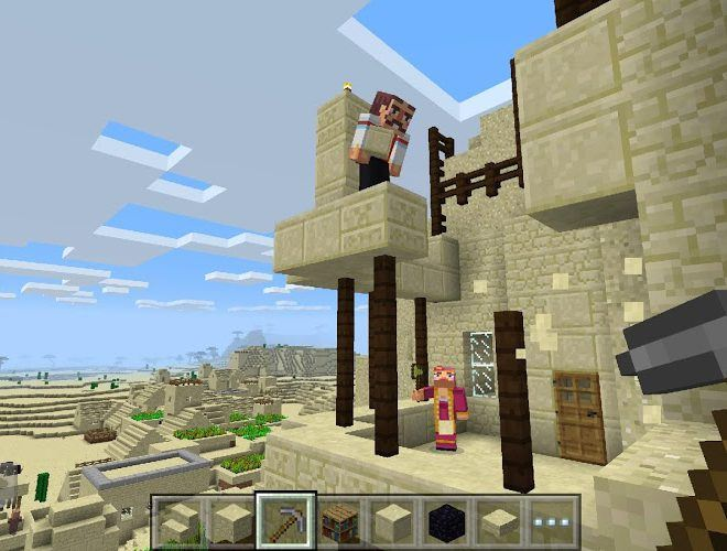 Play Minecraft on PC 21
